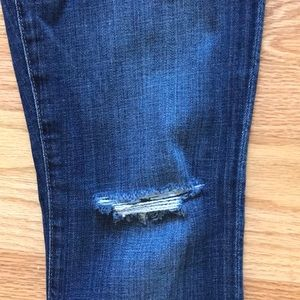 Joe's Jeans Jeans - Distressed Joes Maternity Skinnies